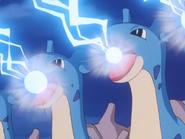 Lapras anime Ice Beam