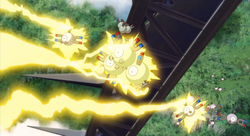 Zero Magnemite Magneton Thunderbolt