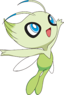 251Celebi DP anime 3
