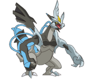 646Kyurem Black BW Anime
