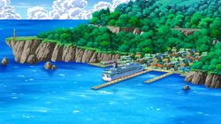 Paladin Island