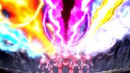 Genesect Army Techno Blast