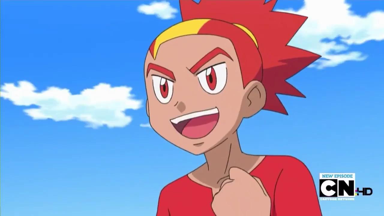 Buck Anime Pok 233 Mon Wiki Fandom Powered By Wikia
