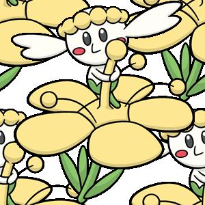 File:669Flabébé Yellow Flower Dream.PNG
