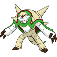 652Chesnaught Dream