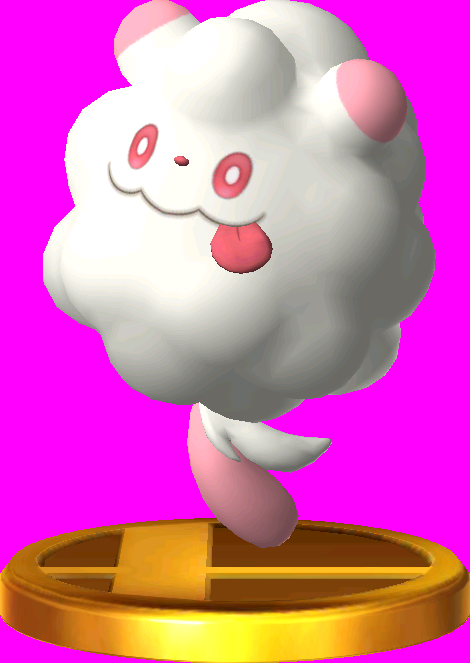 File:Swirlix trophy SSB3DS.png