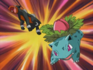 Crystal Ivysaur Tackle
