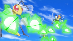 Beedrill Pin Missile