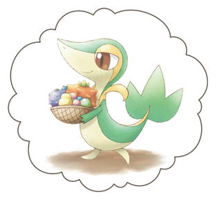File:Snivy-Dream-World-Bubble-Artwork1.png
