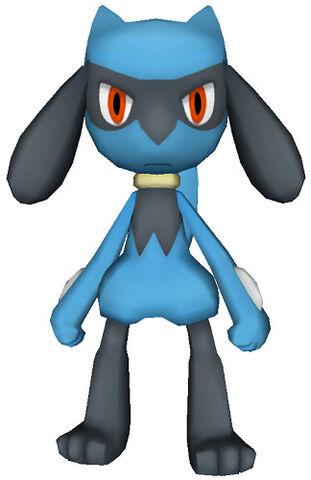 File:447Riolu Pokémon PokéPark.jpg