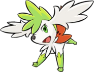 492Shaymin Pokemon Ranger Guardian Signs