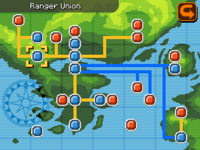 Almia Ranger Union Location