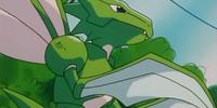 Bugsy's Scyther (anime)