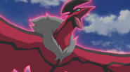 Yveltal in Movie 17