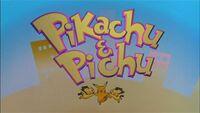 Pikachu & pichu title