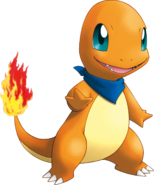 004Charmander Pokemon Mystery Dungeon Explorers of Sky