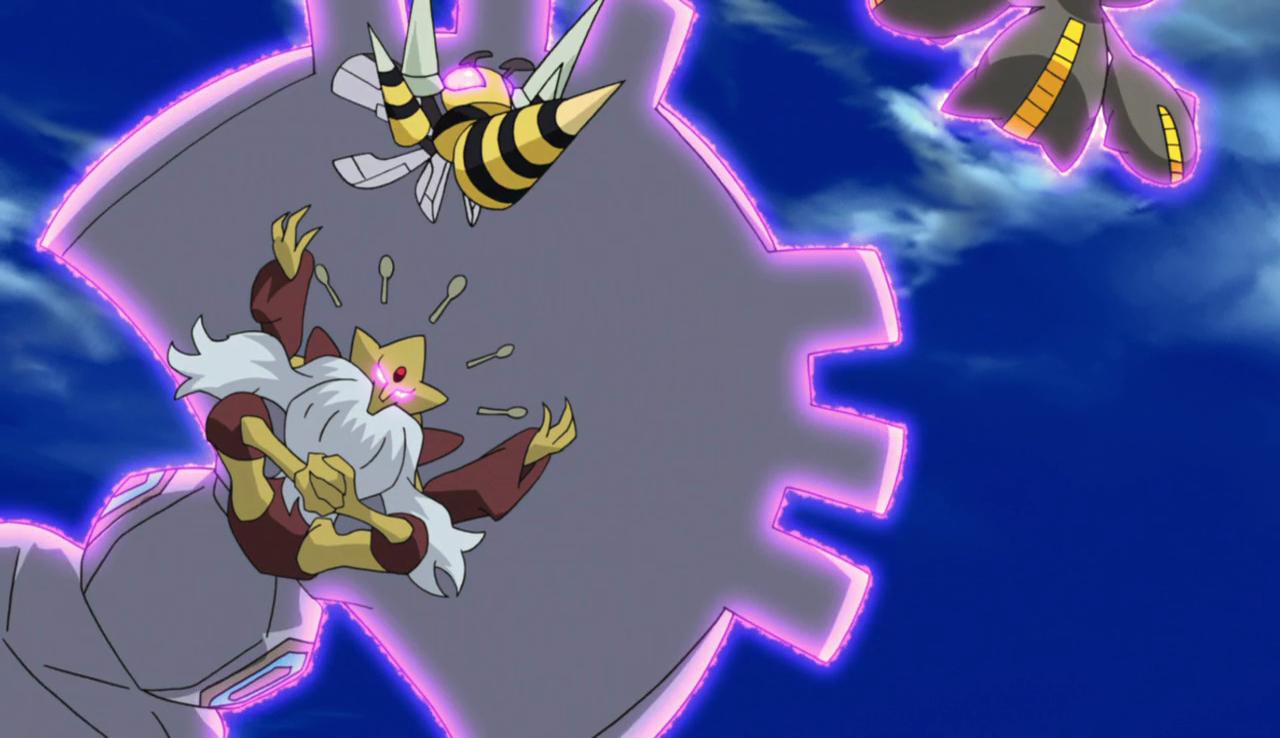 Dohga's Mega Alakazam Psychic