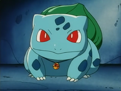 Nurse Joy Bulbasaur