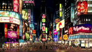 New Tork City Times Square