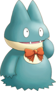 446Munchlax Pokemon Mystery Dungeon Explorers of Sky