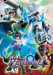 Mega Evolution special poster