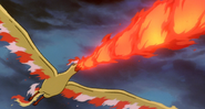 Moltres Flamethrower
