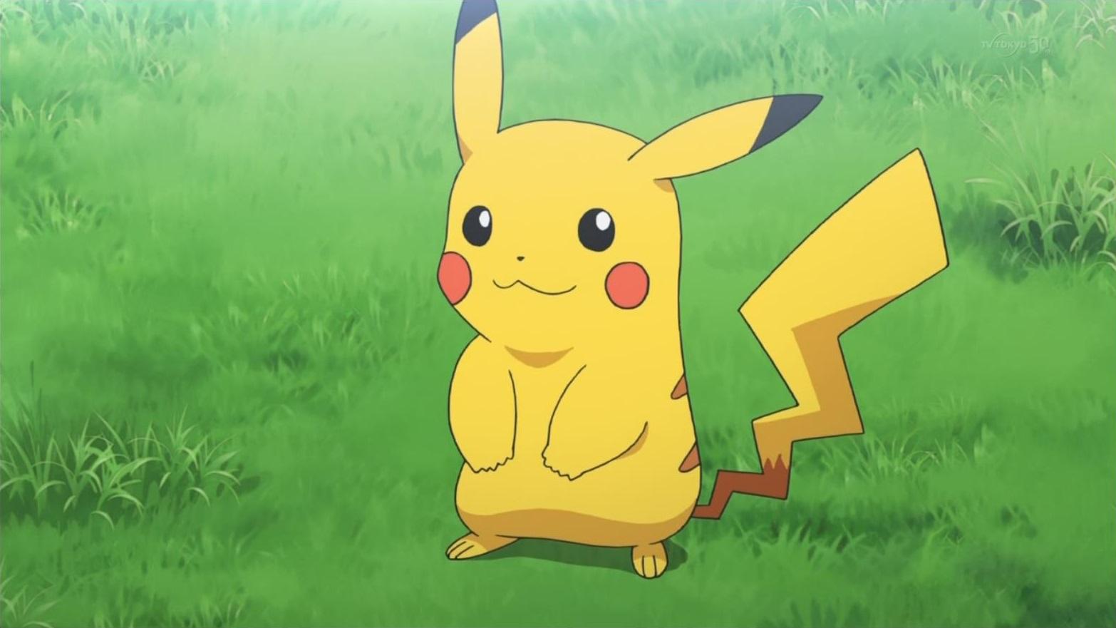 Red Pikachu PO