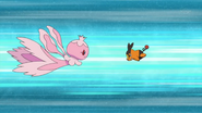 Nanette Tepig Tackle