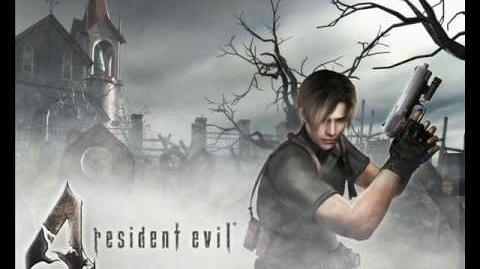 Resident Evil 4 - The Mercenaries - Ada Theme