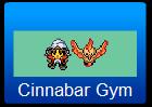 Cinnabar Gym Logo