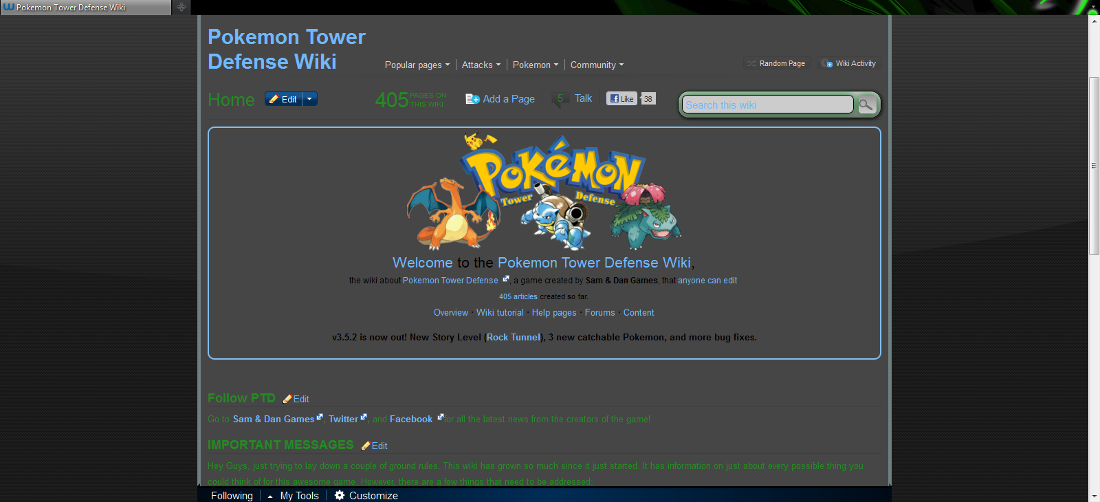 Pokemon center ptd 2 trading center - Pokemon Tower Defence Wiki New Theme