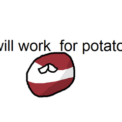 will work for potato