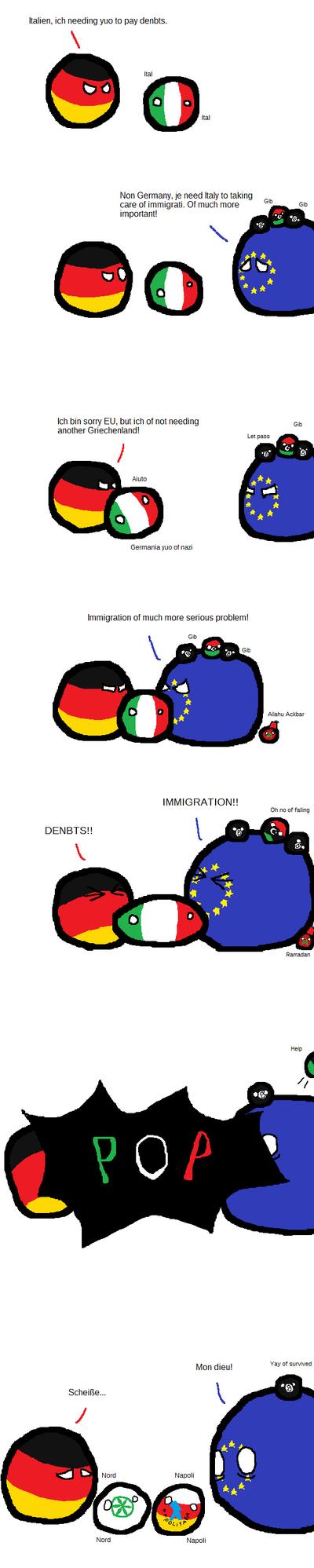 Italy's problems