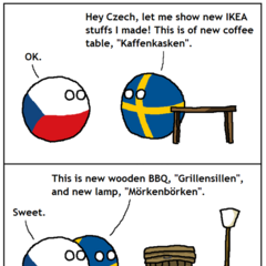 IKEA can into meatballs