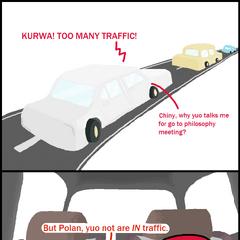 Traffic (brain4breakfast)