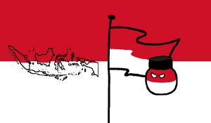 Indonesia card