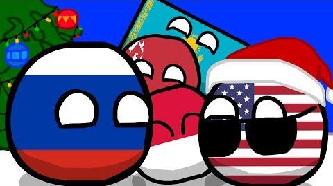 COUNTRYBALLS С НОВЫМ ГОДОМ!