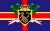 Holy Britannian Empire Flag