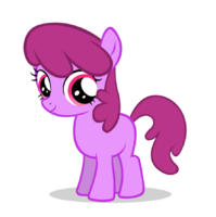 Berrypunch filly