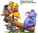 Simba, Timon, and Pumbaa's Adventures of Pooh's Heffalump Movie