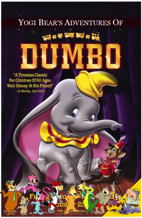 Yogi Bearu0026#39;s Adventures of Dumbo : Poohu0026#39;s Adventures Wiki ...