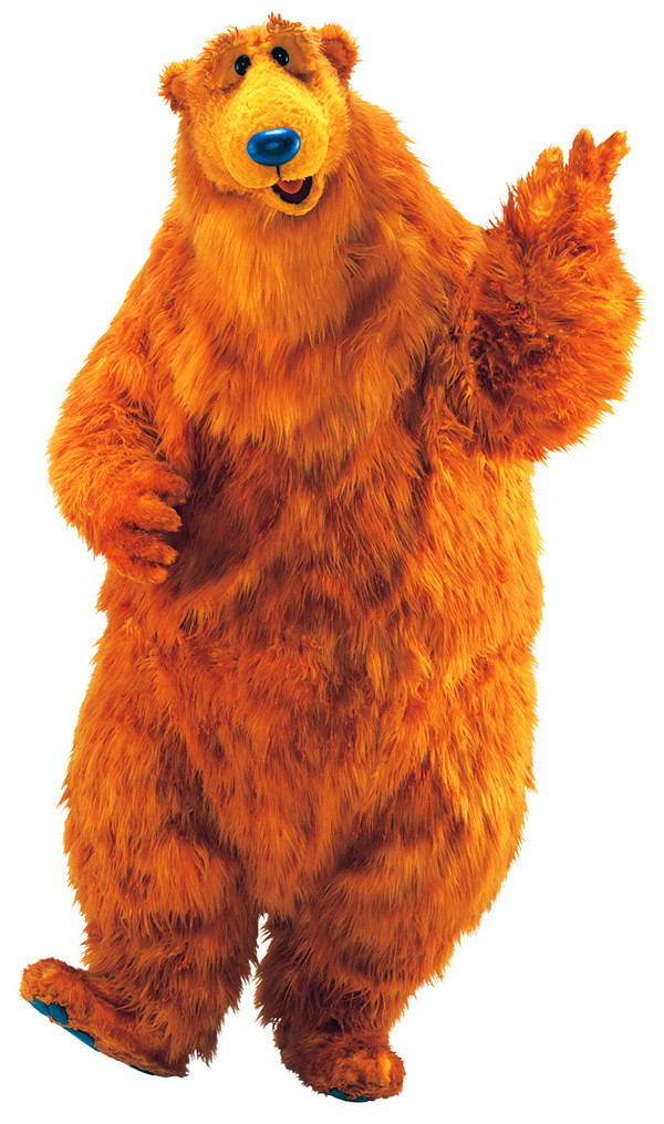 Bear (Bear in the Big Blue House) | Pooh's Adventures Wiki ...