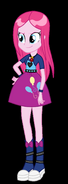 Human Pinkie Pie as a Dazzling