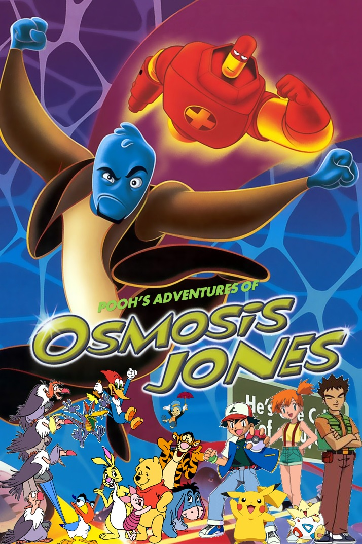 Pooh S Adventures Of Osmosis Jones Pooh S Adventures
