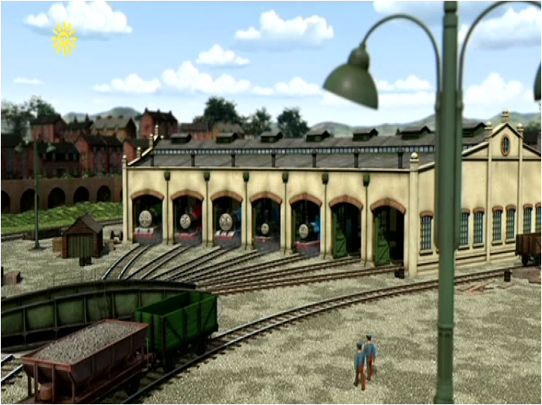 Tidmouth Sheds Pooh S Adventures Wiki Fandom Powered