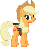 Applejack with coachgun and .45 colt