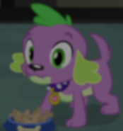 Spike's human world counterpart