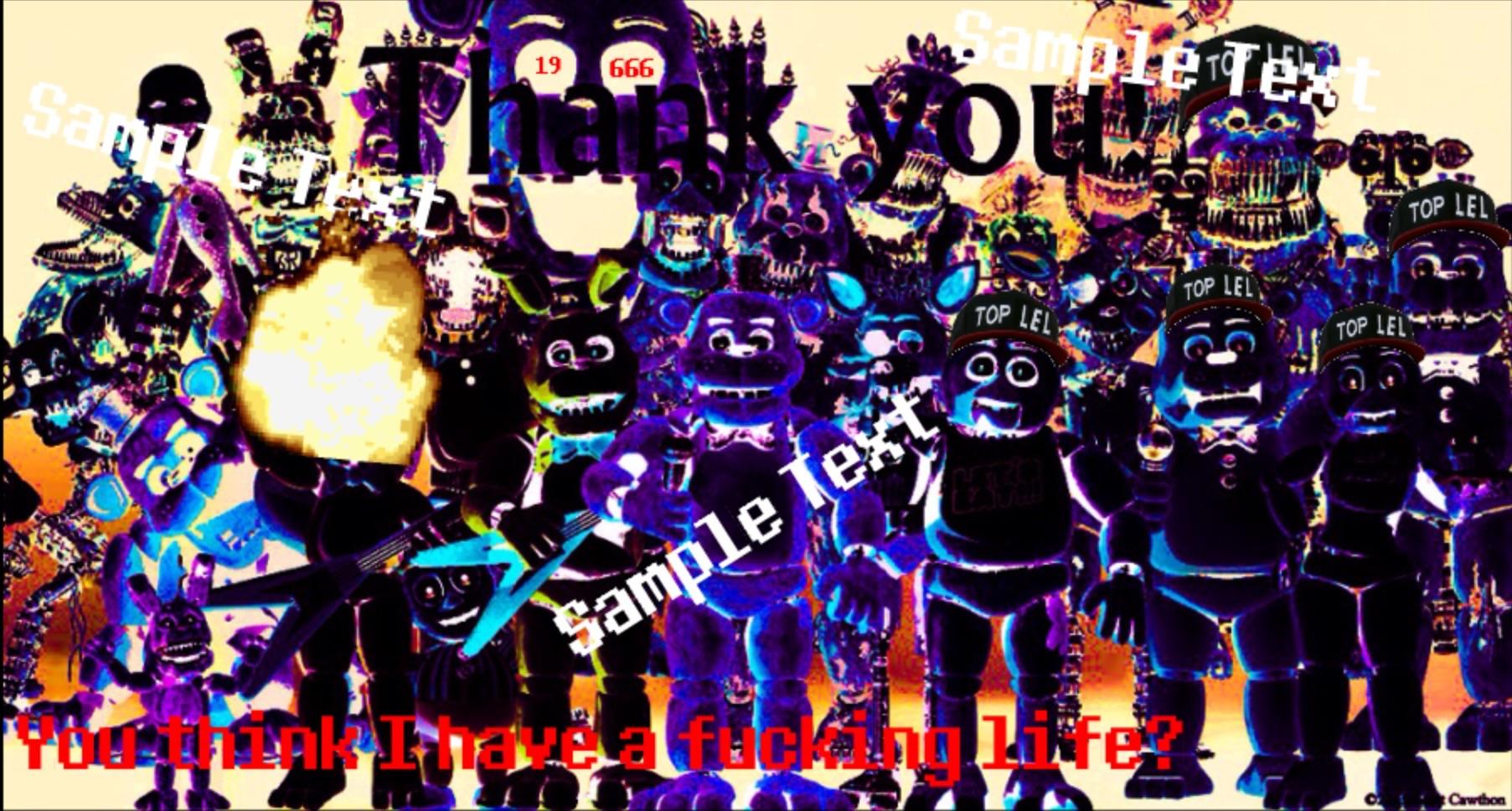User Blog To1963 Fnaf 5 Confirmed Five Nights At Freddy