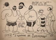 Lifeguard Model Sheet