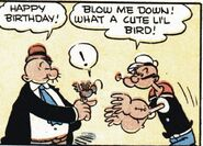 Wimpy and the Boo Bird Issue 29
